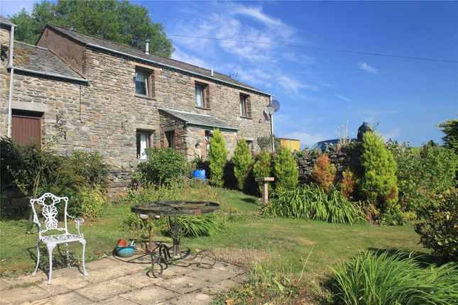 Thumbnail Detached house for sale in Ewelock Bank Farm - Whole, Greenholme, Tebay, Penrith