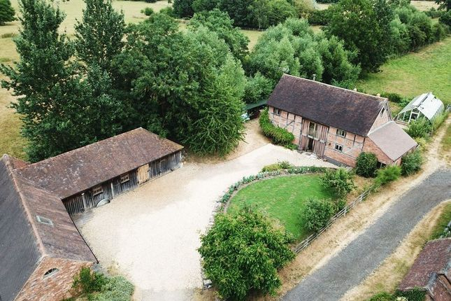Thumbnail Barn conversion for sale in The Moat Barn, Orchard Corner, Haselor