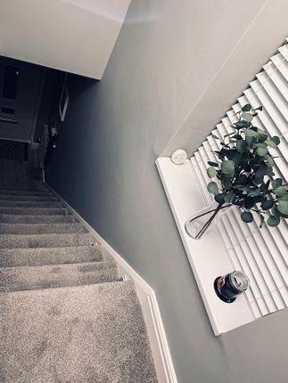 Hallway of Hope Street, Morecambe LA4