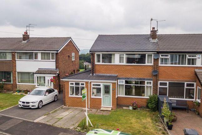 3 bed semi-detached house for sale in Laburnum Drive, Oswaldtwistle, Accrington BB5