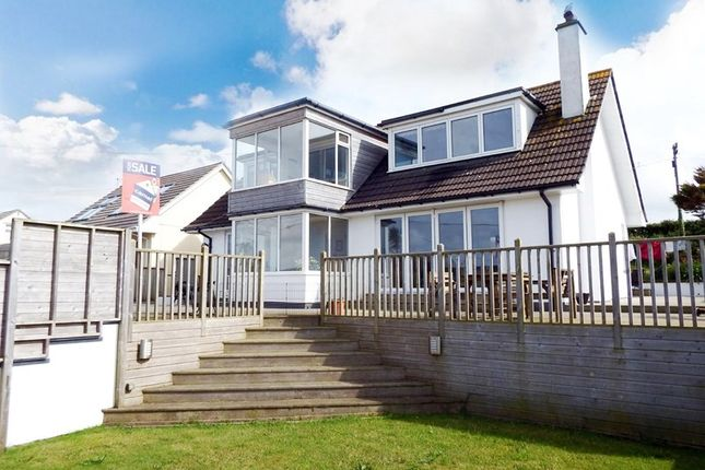 Thumbnail Detached house for sale in Somerville Road, Perranporth