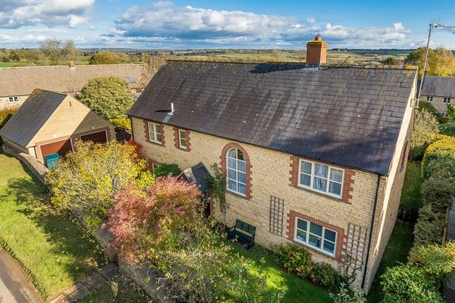 Thumbnail Detached house for sale in Middle Aston, Bicester