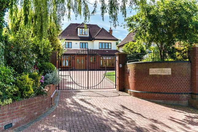 Thumbnail Detached house for sale in Mott Street, Loughton, Essex
