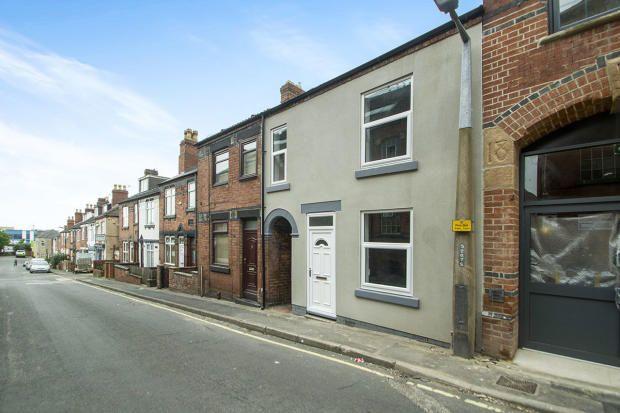 3 bed terraced house to rent in Wood Street, Iilkeston