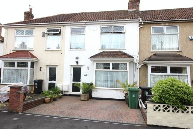 Thumbnail Terraced house for sale in Charminster Road, Fishponds, Bristol