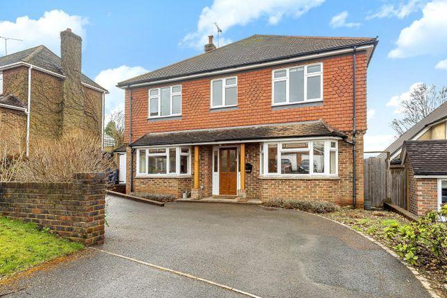 Thumbnail Detached house for sale in Brambleton Avenue, Farnham