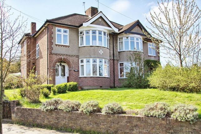 Thumbnail Semi-detached house for sale in Clay Hill, Enfield