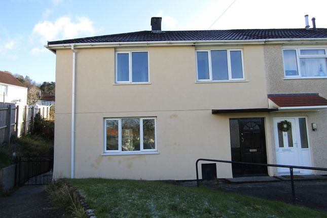 Thumbnail Semi-detached house to rent in Brodeg, Aberdare