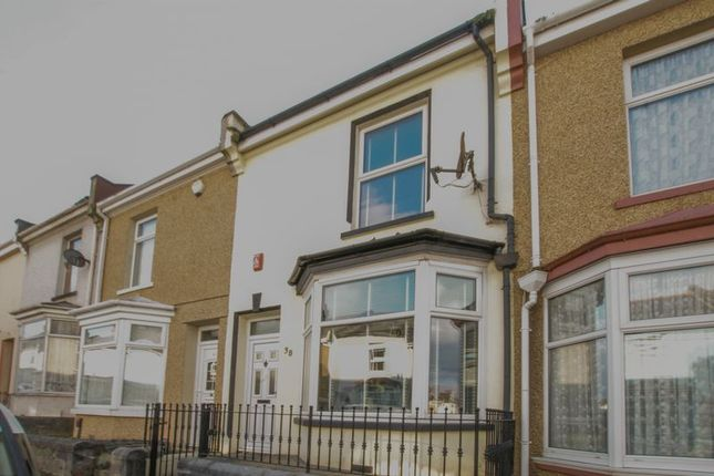Thumbnail Terraced house for sale in Victory Street, Keyham, Plymouth