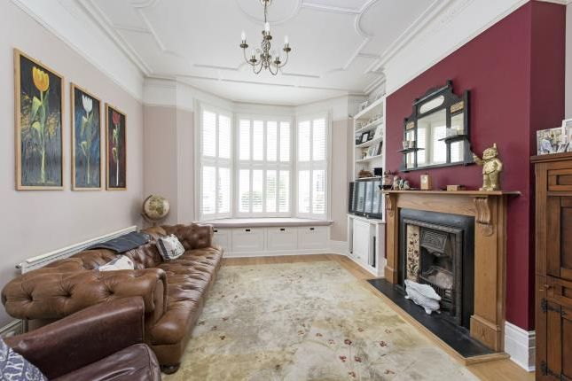 Thumbnail Terraced house to rent in Narbonne Avenue, London