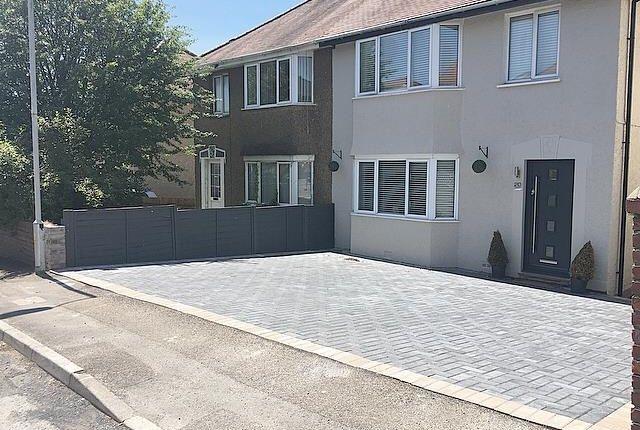Thumbnail Semi-detached house for sale in Peniel Road, Treboeth, Swansea