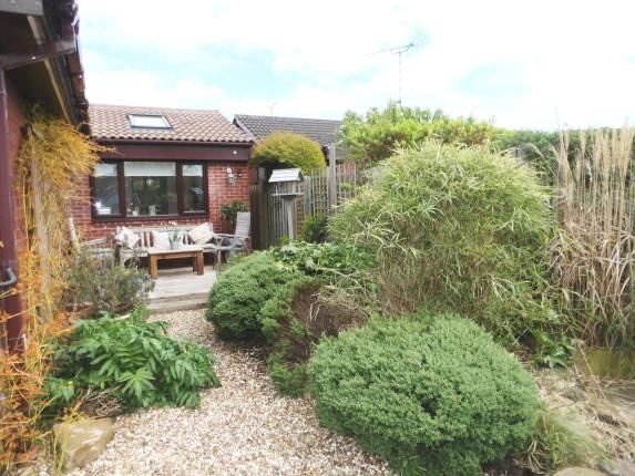 Garden of Dennis Drive, Westminster Park, Cheshire CH4
