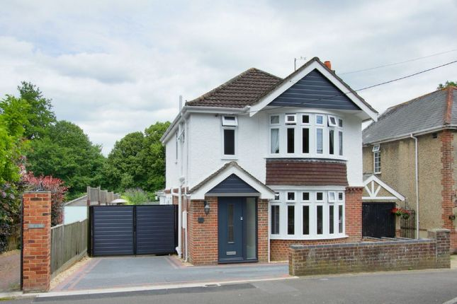 Thumbnail Detached house for sale in Junction Road, Andover
