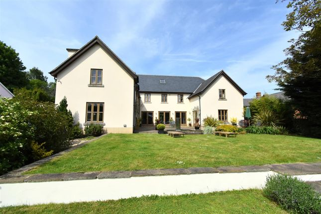 Thumbnail Detached house for sale in Rose, Well Lane, Llanvair Discoed, Chepstow