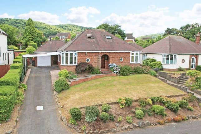 Thumbnail Detached bungalow for sale in Barnfield Crescent, Wellington, Telford