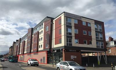 Thumbnail Retail premises to let in Unit 4 248 Linthorpe Road, Middlesbrough