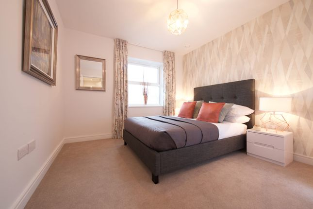 Thumbnail Flat for sale in Plot 17, Bowman House, Queensgate, Farnborough, Hampshire