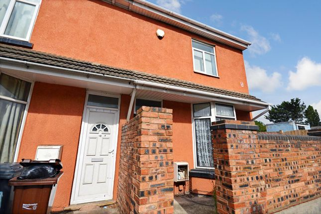 End terrace house for sale in Bilston Road, Wolverhampton