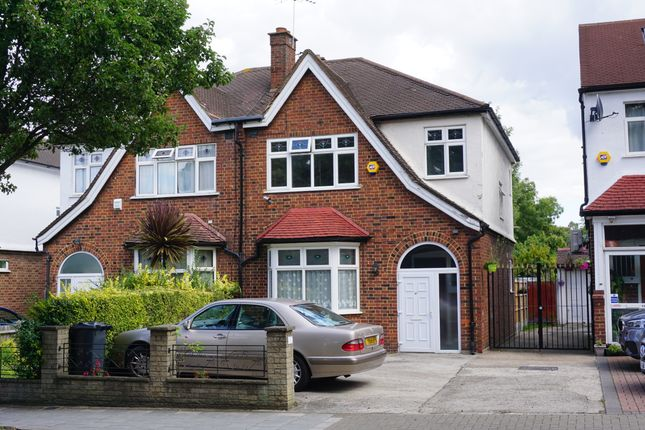 Thumbnail Semi-detached house to rent in Elder Road, West Norwood