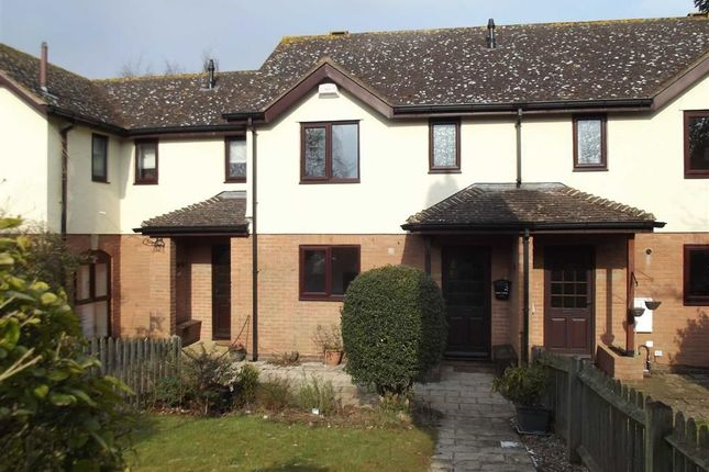 Thumbnail Terraced house for sale in Wye Lea, Ross On Wye, Herefordshire