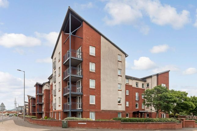 Thumbnail Flat for sale in Sanderling View, 1 Barassie Street, Troon, South Ayrshire