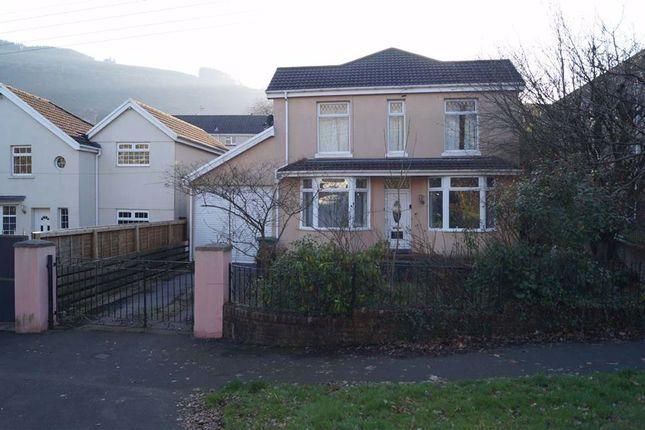 Thumbnail Detached house for sale in Glenboi, Mountain Ash