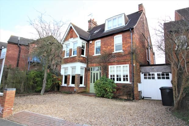 Thumbnail Detached house to rent in Pemberley Avenue, Bedford