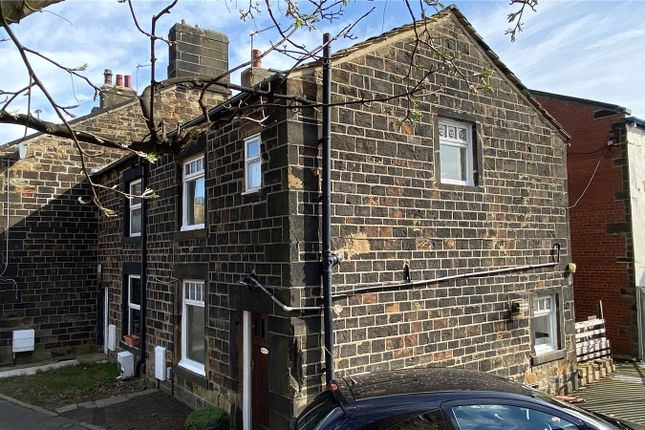 Thumbnail End terrace house for sale in Staincliffe Mill Yard, Halifax Road, Staincliffe, Dewsbury