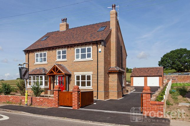 Thumbnail Detached house to rent in Nantwich Road, Audley, Stoke-On-Trent