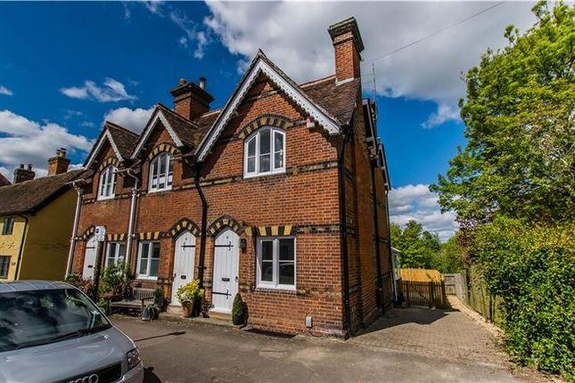 Thumbnail End terrace house for sale in Castle Street, Saffron Walden, Essex