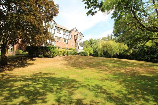 Thumbnail Flat to rent in Heyes Lane, Alderley Edge