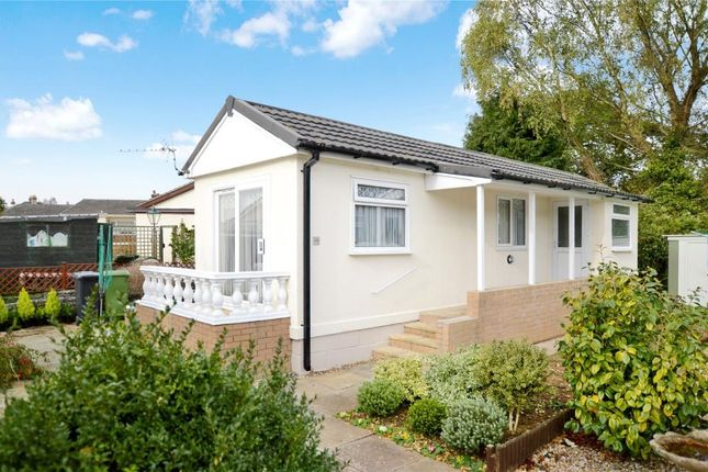 Thumbnail Detached bungalow for sale in Shadynook Park, Crossley Moor Road, Kingsteignton, Newton Abbot