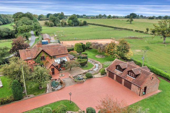 Thumbnail Detached house for sale in Mill Lane, Coton, Milwich, Stafford