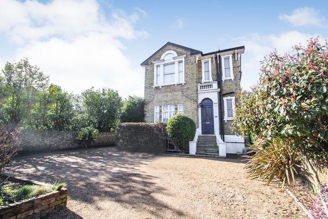 Thumbnail Detached house for sale in Uxbridge Road, Hampton Hill, Hampton