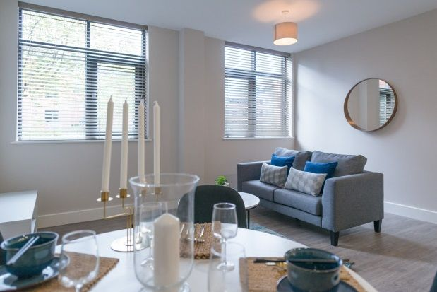 Thumbnail Studio to rent in Dawsons Square, Leeds