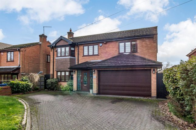 Thumbnail Detached house for sale in Watling Street, Tamworth