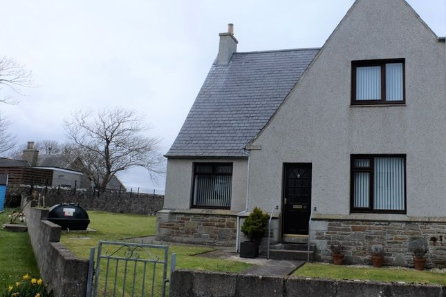 3 bed semi-detached house for sale in Seaforth Avenue, Wick KW1