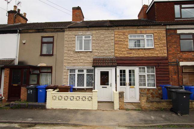 Terraced house for sale in Astil Street, Stapenhill, Burton-On-Trent