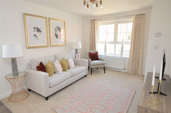 3 bedroom end terrace house for sale in Greystone Walk, Cullompton