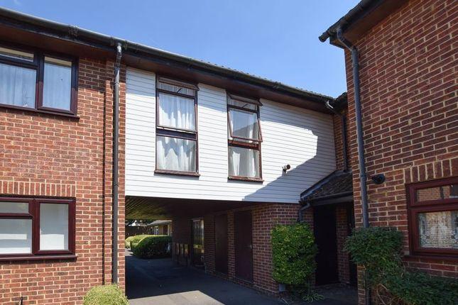 Thumbnail Maisonette for sale in Station Road East, Ash Vale, Aldershot