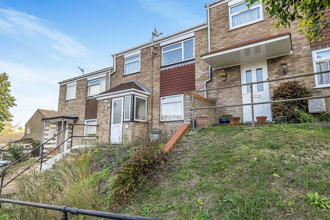3 bed terraced house for sale in Kingfisher Drive, Walderslade, Chatham