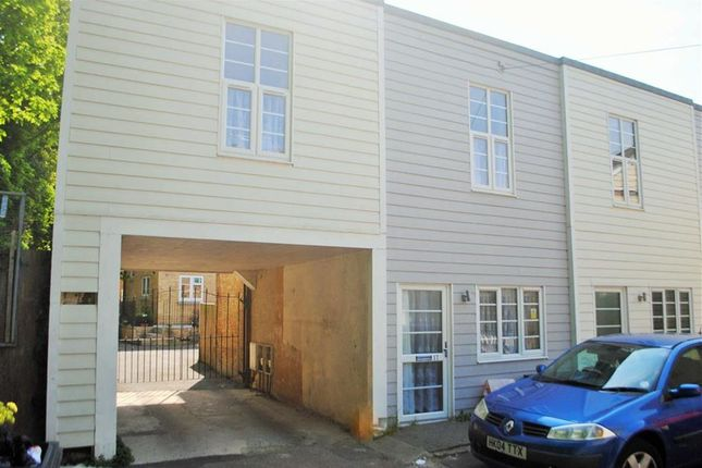 Thumbnail Semi-detached house to rent in Alexandra Terrace, Margate