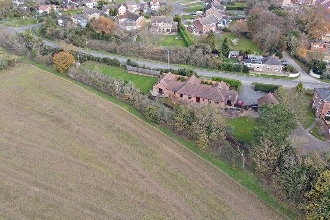 Aerial View of Aldeburgh Road, Aldringham, Leiston IP16