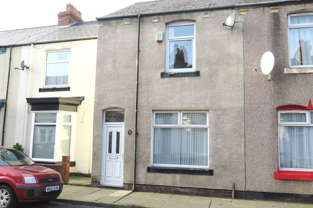 Terraced house for sale in Osborne Road, Hartlepool