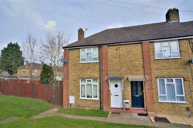 Exterior of Darnley Road, Rochester, Kent ME2