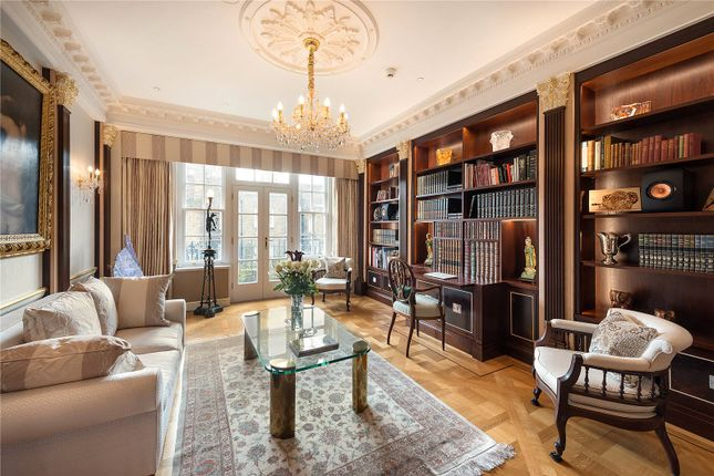 Reception of Draycott Place, Chelsea, London SW3