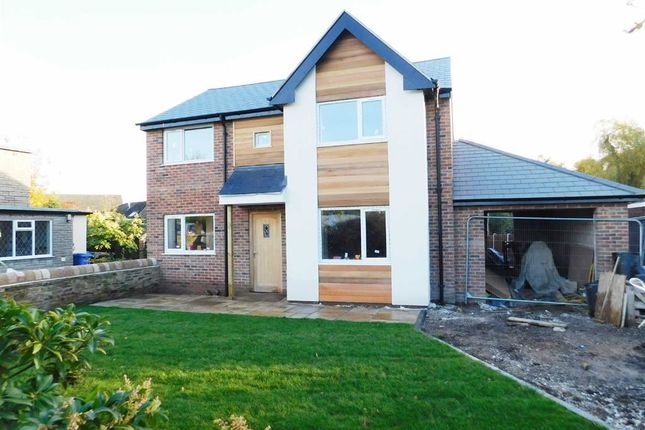 Thumbnail Detached house for sale in Clapgate, Bredbury Green, Stockport