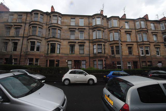 Thumbnail Flat to rent in Havelock Street, Dowanhill, Glasgow, Lanarkshire G11,