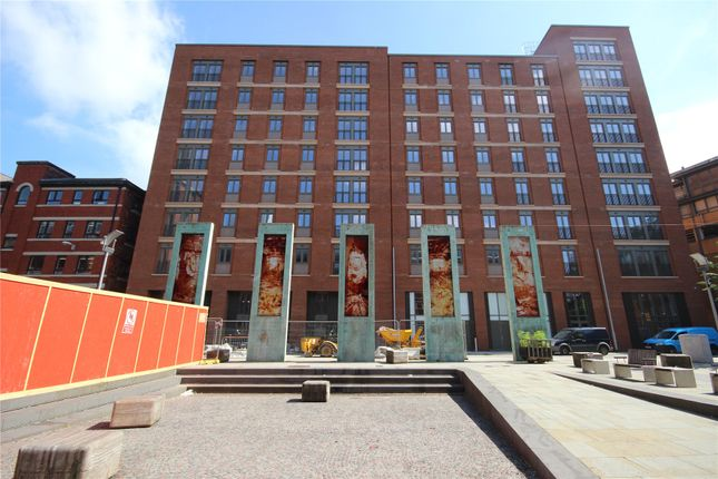 Thumbnail Property to rent in One Cutting Room Square, Ancoats Urban Village, Manchester