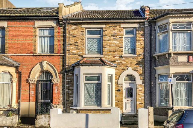 Thumbnail Terraced house for sale in Sixth Avenue, Manor Park